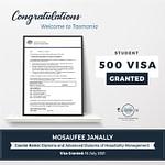 Advanced diploma of Hospitality Management